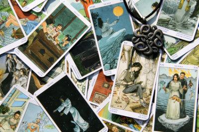 Aufschlagkarten