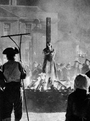 frauen die als hexen verbrannt wurden